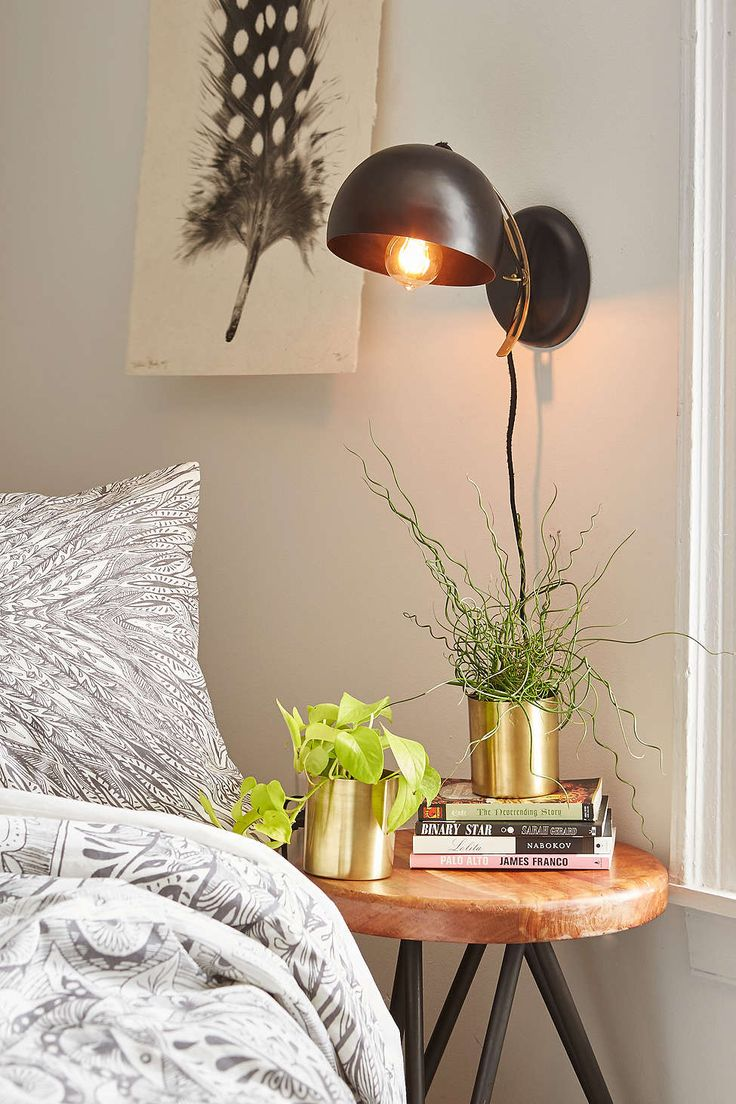 Best Images About Home Bedroom On Pinterest Lumber - Sconces for bedroom decor