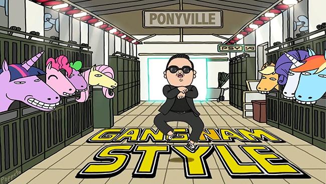 Samsung-remake van Gangnam Style [Video]