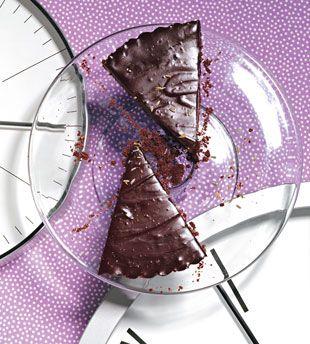 chocolate honey tart chocolate lavender chocolate honey chocolate ...