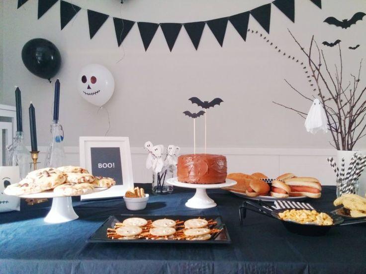 halloween party - αποκριάτικο πάρτι