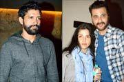 Kriti Kharbanda is making her Bollywood debut with 'Raaz Reboot' : Spotted: Shraddha Kapoor, Farhan Akhtar, Emraan Hashmi at studio