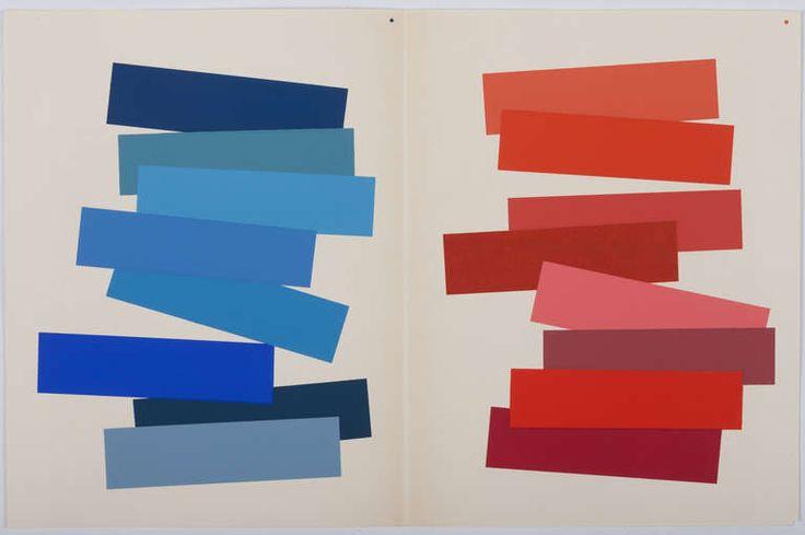 "Josef Albers Interaction of Color   Josef Albers Portfolio "" Interaction Of Color"" image 2"