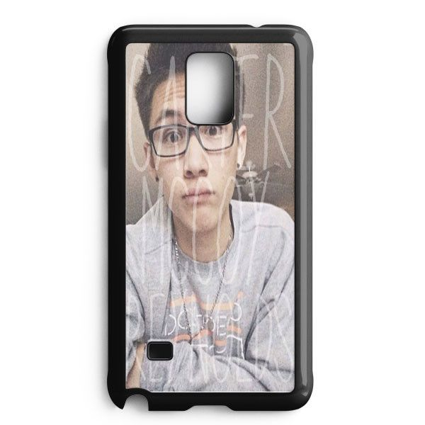 Magcon Boys Cameron Alexander Dallas Samsung Galaxy Note Edge Case