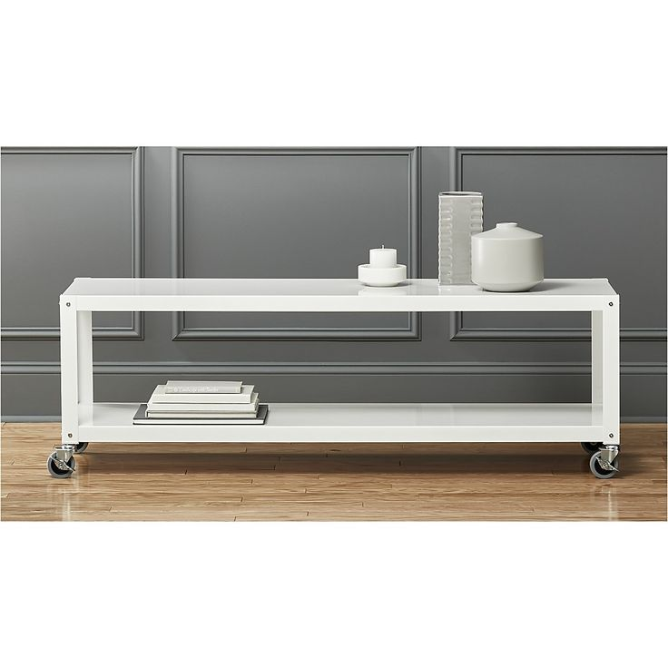 1000 Ideas About Rolling Tv Stand On Pinterest Tv Stand With Wheels Tv Stands And Tv Storage