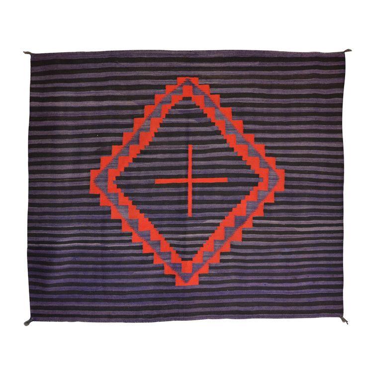 Moki Hubbell Transitional Blanket : Historic : GHT 2016