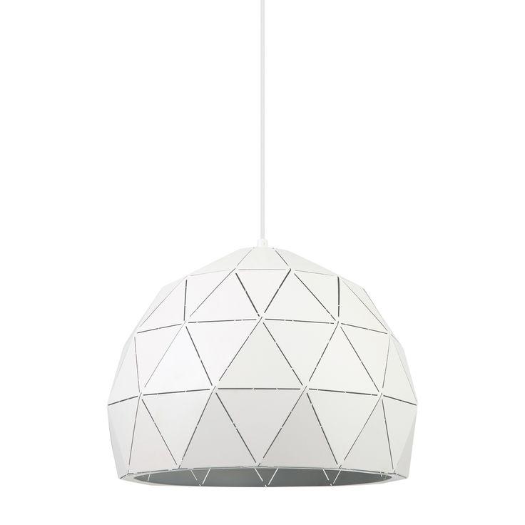Lampa sufitowa HARLEY biała Italux MDM-3471-1 W