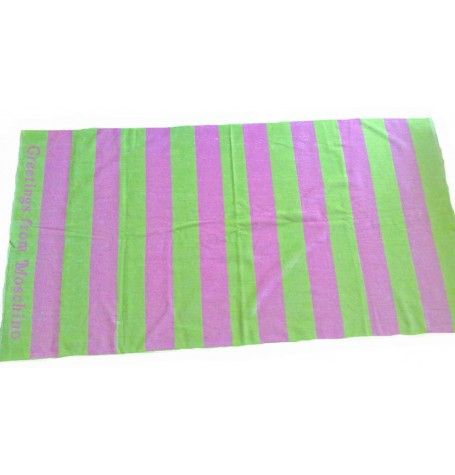 MOSHINO         Beach / Bath Towel    1 Towel 100 -180 cm      100% Cotton        The item on the picture is the item you will get!