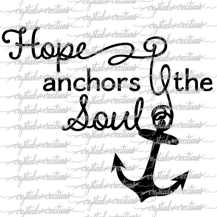 Hope anchors the soul SVG, PNG, Silhouette Cut, Christian SVG, Instant Download, Cut Files, Cricut by CrySteelCreations on Etsy https://www.etsy.com/listing/519852368/hope-anchors-the-soul-svg-png-silhouette