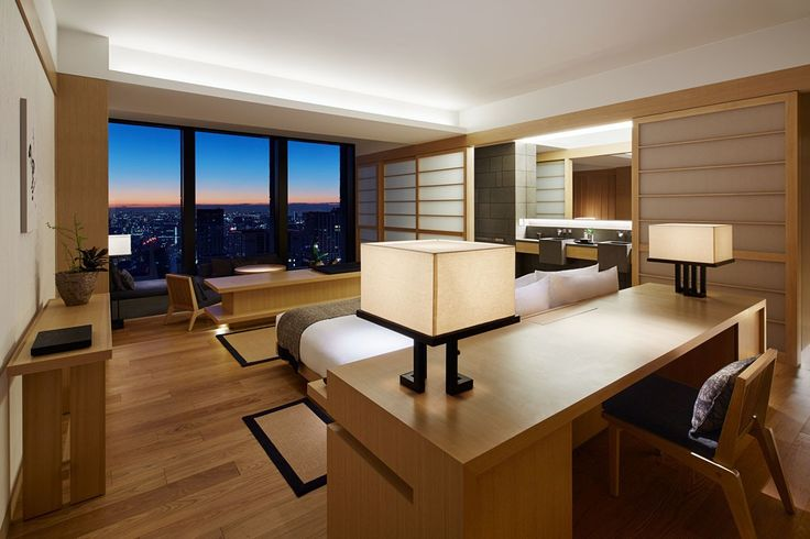 Our photo gallery lets you explore the beauty of Aman Tokyo, Chiyoda. View our luxury rooms and suites and the stunning views of Japan on offer at Aman Tokyo.