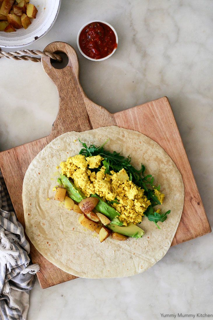 Vegan Breakfast Burrito Recipe Vegan Breakfast Burrito Vegan Breakfast Recipes Vegan Breakfast