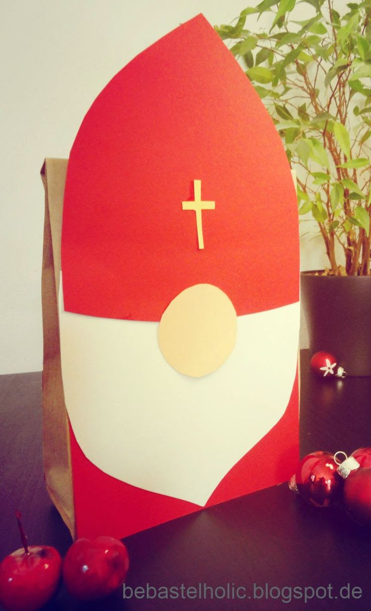 BE bastelholic: Nikolaus update