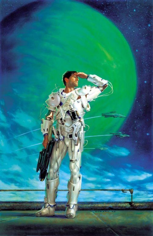Calendar Art Sci : Donato giancola pinterest sci fi