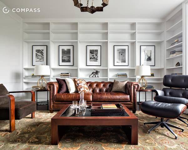 bookshelf - entire wall