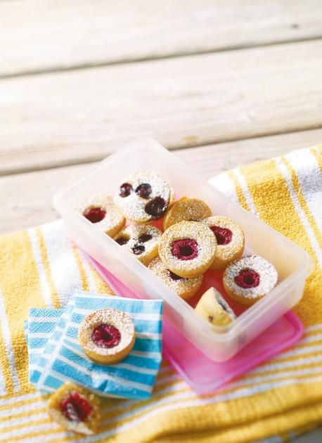 Mini-Beeren-Muffins Rezept - [ESSEN UND TRINKEN]