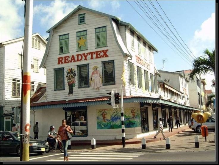 #Suriname #Paramaribo