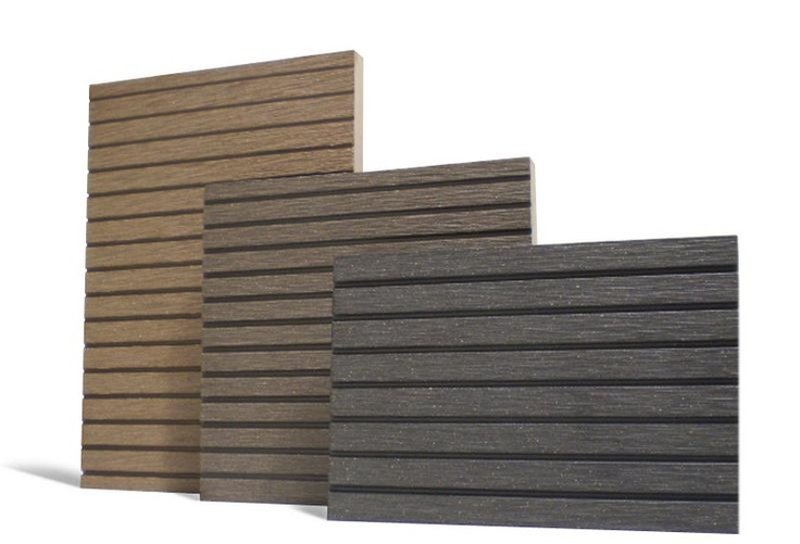 DuraComp Recycled Wood Plastic Composite Screening Profiles - http://www.cosset.com.au/our-products?cid=19882=19928