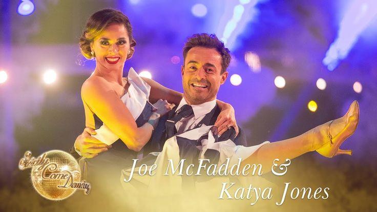 Joe and Katya American Smooth 'Have You Met Miss Jones?' - Strictly Come...