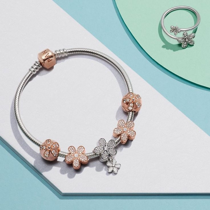 pandora lookbook spring 2017 pandora bracelet design ideas - Pandora Bracelet Design Ideas