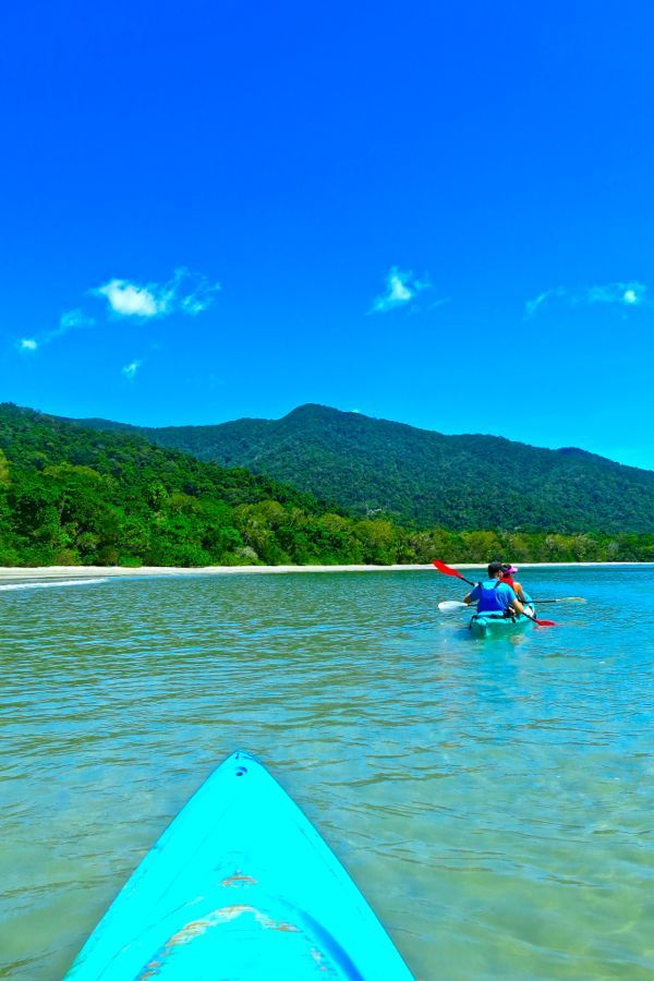 Bucket List - Go Kayaking at Cape Tribulation in Queensland and @Australia ... ... ...