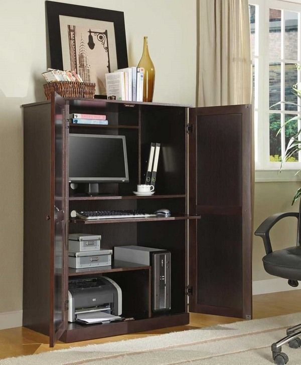 Computer Armoire Office Furniture Office Furniture Ideas Office Furniture Mod Armoir