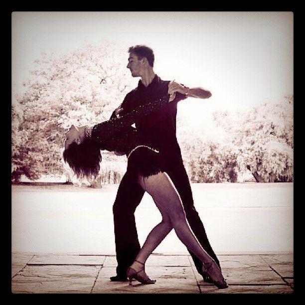 Salsa couple #dance #cambridge by Claude Schneider, via Flickr