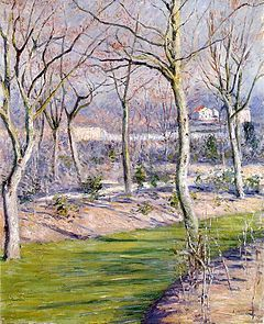 Gustave Caillebotte - Wikipedia, the free encyclopedia
