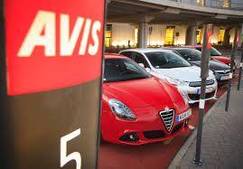 AVIS Car Rental in Paris