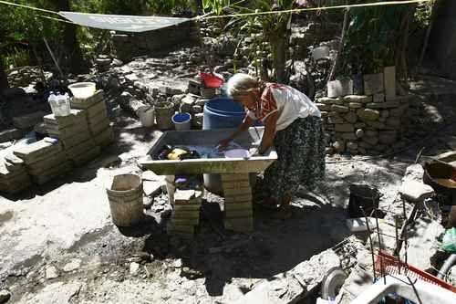 ¿Son las condiciones de vida en la Huasteca Hidalguense como se muestran prueba de que estamos mejor como los dicen los seudogobernantes del país.