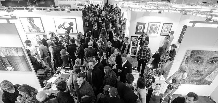 AFFORDABLE ART FAIR BRUSSELS 17 - 20 FEBRUARY 2017