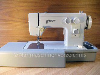 Gritzner N, Flachbett mit Anbaumotor, Hersteller: Gritzner-Kayser AG, Karlsruhe-Durlach (Bilder: I. Naumann)
