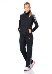 Sportbekleidung günstig kaufen   adidas Performance Damen adidas Performance FRIEDA SUIT Trainingsanzug schwarz   04055343572345