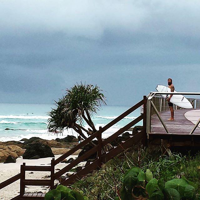 Feel-good fix 💙  #goldcoast #summer #ocean #hd #feelgood #nature #eastcoast #beachbum #picoftheday #tropical #travel #saltwater #paradise #surf #sand #blissful #joy #coolangatta #beaches #relax #zen #outdoors #coast #lovelife #appreciation #australia #surfer