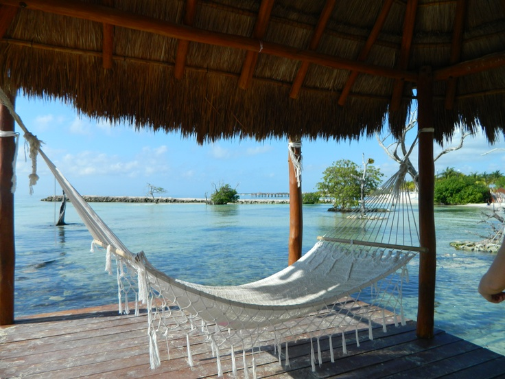 You, Me and this hammock in the Riviera Maya, Mexico @David_manning