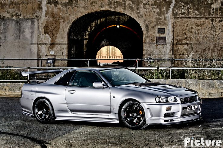 Nissan Skyline GT-R V Spez   – Paul Walker's Skyline