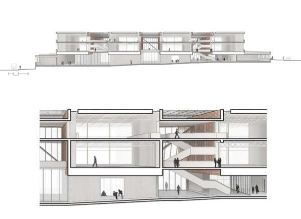 Proposals Unveiled for Kent State's new Architecture College (16)
