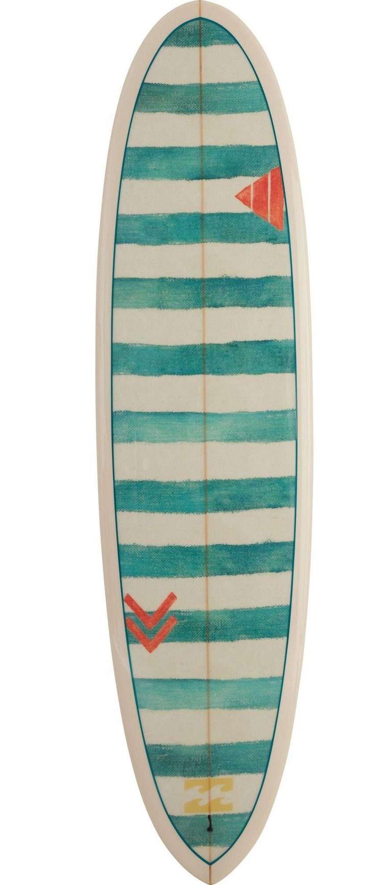 """Line Up 7'4"""" Surfboard   Billabong US"""