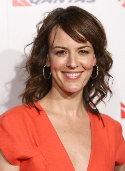Rosemarie Dewitt's Curls with Bangs - Haute Hairstyles for Women Over 50 - Photos