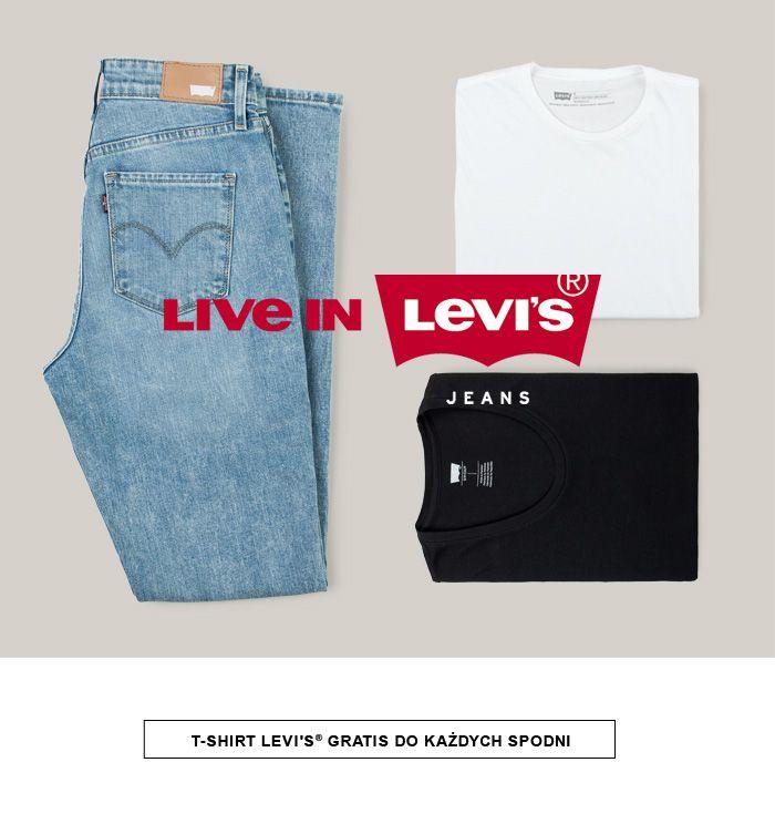 T-shirt Levi's® gratis do każdych spodni  #brandpl #tshirt #basic #jeans #omen #men #denim
