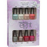 Morgan Taylor - Online Only Favorite Eight 8 Pc Mini Set in  #ultabeauty
