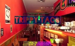 Trippy Taco, 234 Gertrude St, Fitzroy. #vegan #melbourne