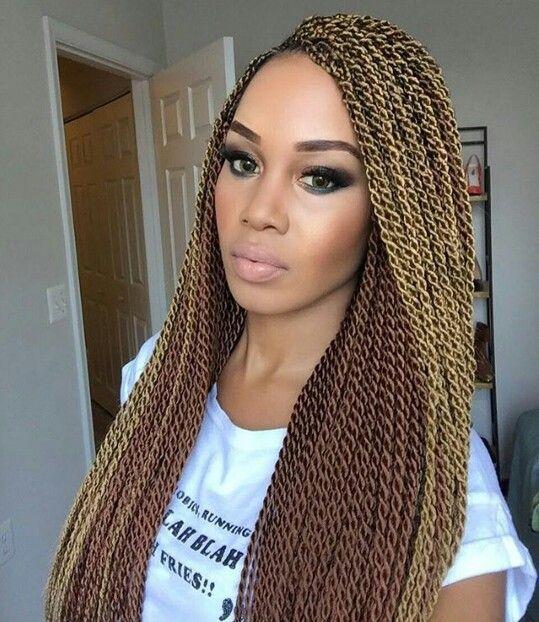 individual braids ideas