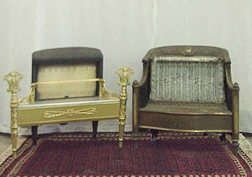 Vintage Gas Heater Home Decorating Ideas Pinterest