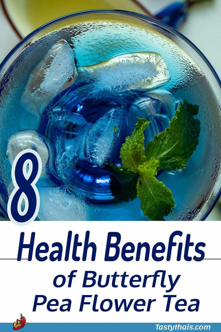 8 health benefits of butterfly pea flower tea in 2020