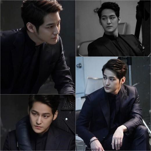 "Kim Bum Shows Off His Fierce Glare in ""Mrs. Cop 2″ Poster Cuts. So Kim Bum is a villain this time....Let that sink in. I saw a comment on another website I thought was well, cute? ""He probably tortures his victims by tying them up and smiling at them until they can't take his cuteness anymore."""