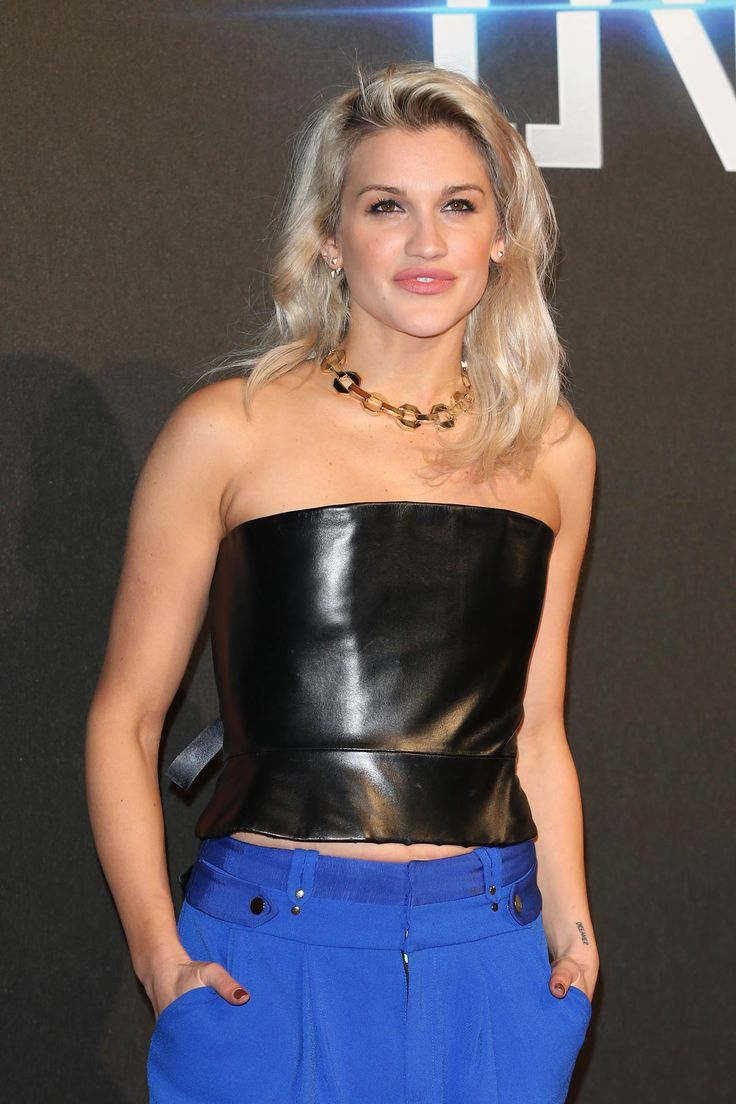 Ashley Roberts attends premiere of Insurgent