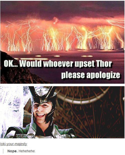 Loki'd!!!!!