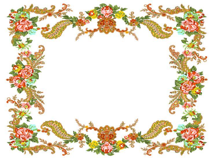 Flores Blancas Png 800 600: 187 Best Guardas Y Marcos Con Flores Images On Pinterest