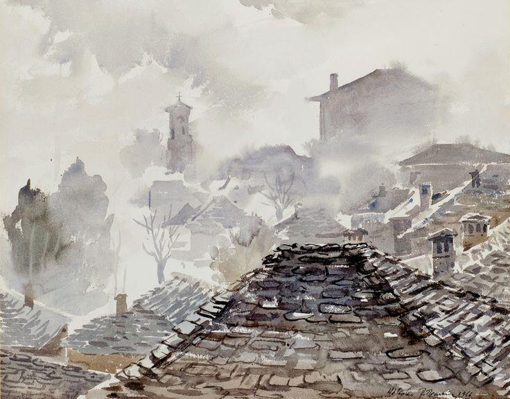 Πάρις Πρέκας, Πινακοθήκη Ε. Αβέρωφ - Αρχαιολογία Online