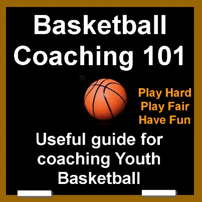 Basketball Coaching 101 - youth basketball coaching tips,youth basketball drills, basketball rules, and everything about coaching.