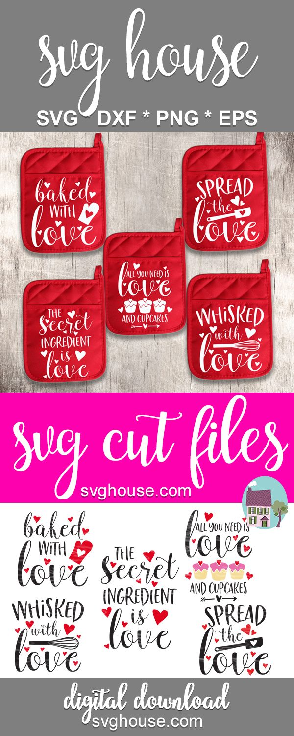 Pot Holder Sayings Svg : holder, sayings, Valentine, Holder, Bundle, Cricut, Valentines, Projects,, Files,, Gifts